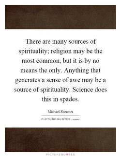 There are many sources of 