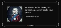 Whenever a man seeks your 