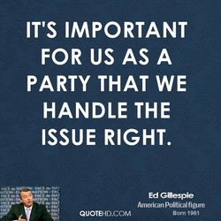 IT'S IMPORTANT 
