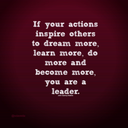 If your actions 
