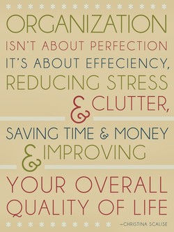 ORGANIZATION 