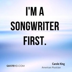 FIRST. 