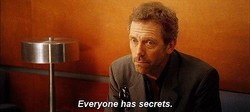 Everyone has secrets.