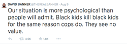 DAVID BANNER @THERE-ALBANNE-R • Aug g 