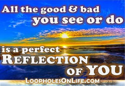 All the good bad 