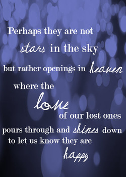Perhaps they are not 