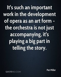 It's such an important 