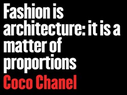 Fashion is 