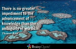 There is no greate 