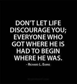 DON'T LET LIFE 