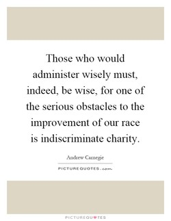 Those who would 