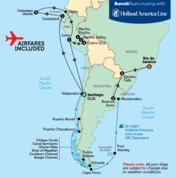 BunnikTours cruising with 