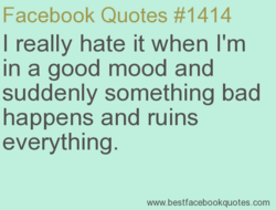Facebook Quotes #1414 