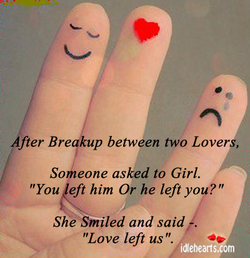 fter Bre p between two Lover , 