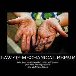 LAW OF MECHANICAL REPAIR 