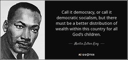 Call it democracy, or call it 