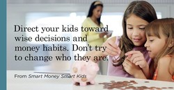 Direct your kids toward 