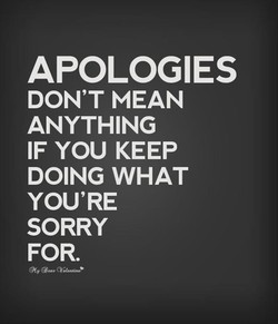 APOLOGIES 