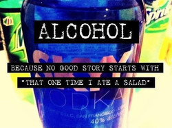 ALCOHOL 
