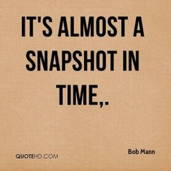 IT'S ALMOST A 
