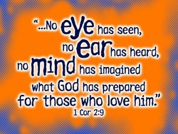 ...No eye 