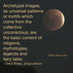 Archetypal images, 