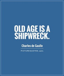 OLD AGE A 