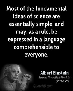 Most of the fundamental 
