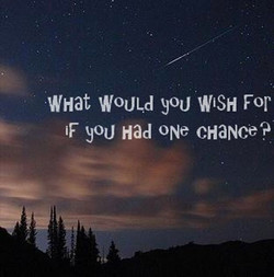 What WOULd YOU WiSH For 