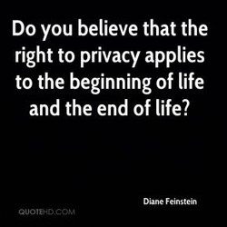 Do you believe that the 