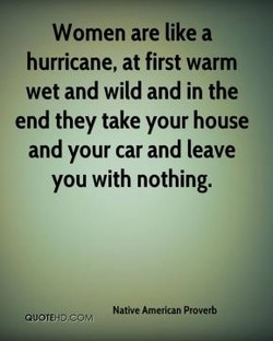 Women are like a 