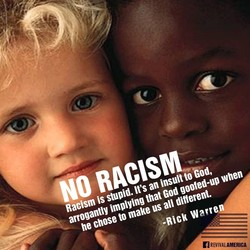 No RACISM 