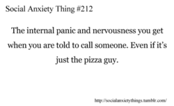 Social Anxiety Thing #212 