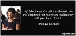 High School Musical' is definitely the best thing 