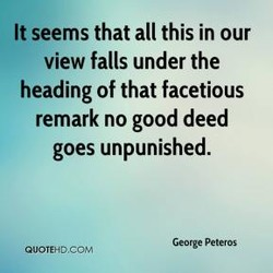 It seems that all this in our 