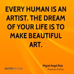 EVERY HUMAN IS AN 