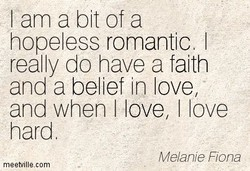 I am a bit of a 