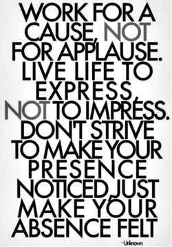 WORK FOR A 