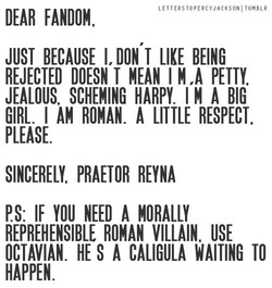LETTERS TOPERCYJACKSONI TUMBLR 