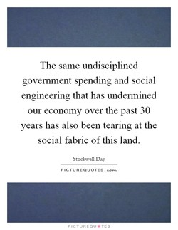 The same undisciplined 