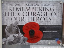 1918 - 2008: THE GREAT WAR- 90 YEARS ON 