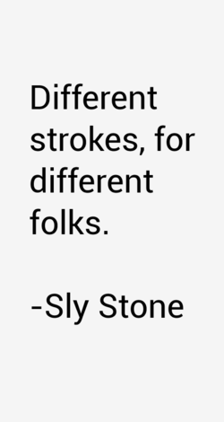 Different 
