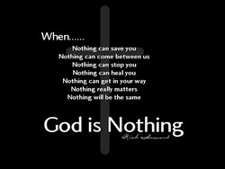 When..... 