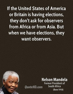 If the United States of America 