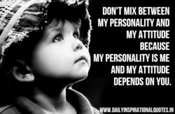 DON'T MIX BETWEEN 