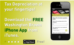 Tax Depreciation at 