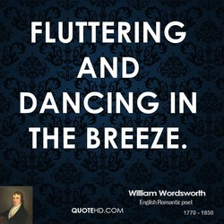 FLUTTERING 