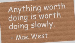 Anything worth 