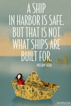 IN HARBOR IS 