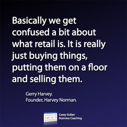 Basically we get 